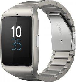 SONY SWR 50 Smart Watch 3 Metallic für 149 € (192,99 € Idealo) @Media Markt