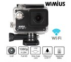 WIMIUS  Wifi Sport Action Kamera  Full HD 1080P 30M Wasserdicht ab 58,88€ @Amazon
