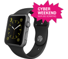 18 Smartwatches bzw. Fitness-Tracker im Cyber-Weekend @Telekom z.B. Apple Watch Sport 42 mm für 319,20 € (379,30 € Idealo)