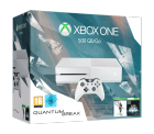 50 € Sofortrabatt auf Xbox One Konsolen + 2. Controller GRATIS @Saturn z.B. Xbox One 500GB Quantum Break für 248 € (315,33 € Ideal9)