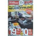 [Lokal] Höffner: 29% Rabatt auf Möbel, Küchen, Matratzen 3x in Berlin 25.-27.8.16