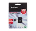 Intenso Micro SDHC 32GB Class 10 Speicherkarte für 6 € (9,99 € Idealo) @Amazon und Media Markt