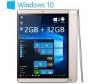 Onda V919 Air 9.7 Tablet mit IPS-Display, Android UND Windows 10 für 128€ @gearbest