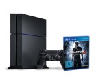 PlayStation 4 Ultimate Player 1TB Edition + Uncharted 4: A Thiefs End für 268,99 € (347,80 € Idealo) @Saturn