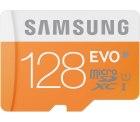 Samsung Speicherkarte MicroSDXC 128GB GB EVO Class 10 für 28,71 € (33,83 € Idealo) @Amazon