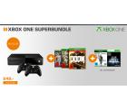 Xbox One 500GB + Quantum Break + Alan Wake + GTA 5 + Doom + Fallout 4 + 2. Controller für 249 € (390,62 € Idealo)