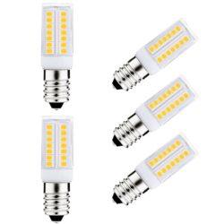 30% OFF LOHAS® E14 LED Lampe, warmweiß,5W Ersatz für 40W Halogenlampen, 5er Pack [Energieklasse A+] EUR 12,99(VS Liste EUR 17,99)