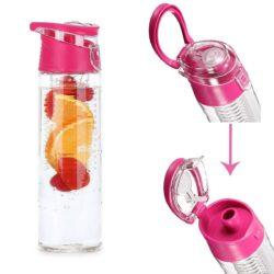 Amazon: ELEGIANT 800mL BPA freie Kunststoff Sportflasche mit Gutschein für nur 3,89 Euro statt 5,99 Euro