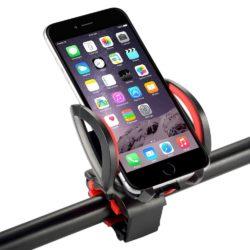 Amazon: Universal Fahrrad Handyhalterung mit Gutschein für nur 11,19 Euro statt 15,99 Euro