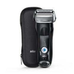 Braun Series 7 7840s elektrischer Rasierer als Trockenrasierer und Nassrasierer (Wet und Dry)), schwarz für 212,93 € [ Idealo 309,99 € ] @ Amazon