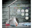 Deckey dimmbare LED Schreibtischlampe mit Touch-Schalter mit Gutscheincode für 7,99 € statt 14,99 € @Amazon
