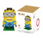 everbuying.net: Minion Building Block – Minion Figur aus 260 Teilen für 3,05€