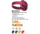 Lokal Saturn HH City: SONY MDR-100ABN für 149€ (PVG: 290€)