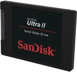 Mediamarkt: SANDISK Ultra II 480 GB 2.5 Zoll intern für nur 99 Euro statt 119,99 Euro bei Idealo