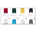 Outlet46: Verschiedene Spartans History Shorts & Bermudas ab 3,99€ inkl. Versand- z.B. Spartans History Jearsey Short Herren Shorts Grün SHS139...
