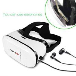 Tepoinn Google Cardboard-3D Brille-VR Brille für 4.5 ~ 6 Zoll Smartphones, für 9,99€ statt 29,99€ dank Gutscheincode @Amazon