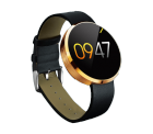 ZTE W01 Android/iOS Smart Watch gold oder schwarz für 63 € (100 € Idealo) @Media Markt