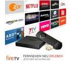 Amazon Fire TV mit 4K Ultra HD für 84,99 € (99,00 € Idealo) @Amazon und Media-Markt