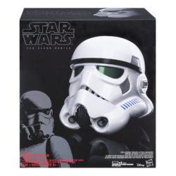 Amazon: Hasbro Star Wars Imperialer Stormtrooper Helm mit Stimmenverzerrer für nur 82,41 Euro statt 200,00 Euro bei Idealo