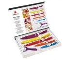 Amazon: Hoffmanns Messer-Set 6-teilig mit Anti-Haft-Beschichtung für nur 14,90 Euro statt 29,18 Euro bei Idealo