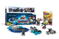 Amazon: Skylanders SuperChargers Racing: Starter Pack – Dark Edition – [Wii] für nur 16,18 Euro statt 39,00 Euro bei Idealo