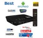 B.e.s.t Full HD Android Smart TV Box mit Sat Receiver und WLAN für 89,90 € (115,41 € Idealo) @eBay