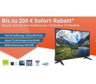 Bis zu 200 € Sofortrabatt auf Telefunken Smart TVs @Digitalo z.B. Telefunken 50 Zoll Full HD Smart TV für 399 € (599 € Idealo)