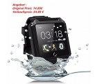 ELEGIANT UTerra 1,6 Zoll,Bluetooth 4.0,64MB,IP68 Smartwatch für 10,99€ [idealo 22,89€] @Amazon