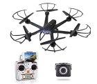 Goolsky Quadrocopter mit Kamera mit Live-Übertragung aufs Smartphone statt 112,99€ für 90.39€ dank Gutschein @Amazon