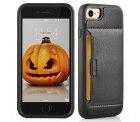 iPhone 7 Leder Schutzhülle mit Kartenfach in 3 Farben mit Gutscheincode für 4,99 € statt 16,99 € @Amazon