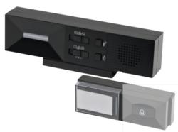 MEDION Funktürklingel (MD 13735) mit Selbstlernfunktion für 6,95 € (14,90 € Idealo) @Medion
