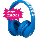 Monster adidas Originals Over-Ear Kopfhörer in 2 Farben für 66 € (129 € Idealo) @Telekom Cyber Weekend