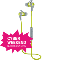 Philips SHQ7300 In-Ear Bluetooth-Sportkopfhörer für 33 € (61,66 € Idealo) @Telekom Cyber-Weekend
