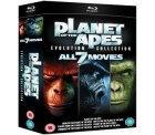 Planet der Affen: Evolution Collection (inkl. dt. Tonspur) für 17,39€ inkl. Versand [idealo 24€] @Zavvi