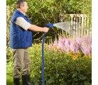 PLEMO Gartenschlauch, flexibel, 7,5 bis 23 Meter ausgedehnt für 23,99€ @Amazon