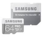 SAMSUNG PRO Micro-SDXC 64GB Speicherkarte für 22,99 € (32,93 € Idealo) @Saturn