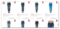 Über 100 verschiedene Damen & Herren Wrangler Jeans Hosen ab 7,90€ [idealo 19,99€] @Outlet46