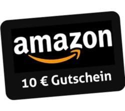 10 € Amazon-Gutschein kostenlos für alle Mastercard Bezahler oder die eine Mastercard als Bezahlmethode angeben