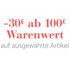 30 € Rabatt auf über 63.000 Amazon Warehouse Deals (100 € MBW)