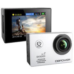 (amazon) DBPower Action Kamera für 38,49€ statt 54,99€