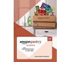 Amazon Prime: 2 x Amazon Pantry je 30 Euro Gutschein für nur je 20 Euro + gratis Adventskalender zum Befüllen ( Wert 25 Euro )