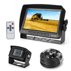 Amazon: Rückfahrkamera mit LCD Monitor mit Gutschein für nur 75,99 Euro statt 89,99 Euro