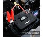 Amazon: SNAN Auto Starthilfe Anlasser 16000mAh 500A Spitzenstrom Batterieladegerät mit Gutschein für nur 49,99 Euro statt 79,99 Euro