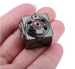 Gadget-Deal: Die SQ8 Full HD Mini-Kamera für nur 11,76€ mit Versand @Gearbest