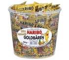 Haribo Goldbären 100 Minibeutel, 1er Pack (1 x 980 g Dose) für 6,95€ [idealo 18€] @Amazon