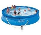Intex 28162 Easy Set Pool mit Filterpumpe , 3.785 l/h, 457 x 91 cm für 70,18€ [idealo 159,99€] @Amazon
