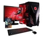 VIBOX Ultra Gamer PC Bundle + 22 Zoll Monitor & Zubehör  (3.8GHz,1TB,8GB) für 397,34€ [idealo 619,94€] @Amazon
