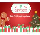 1 Rubbellos 7 gewinnt GRATIS (Gewinnchance auf 75.000 €) @Tipp24