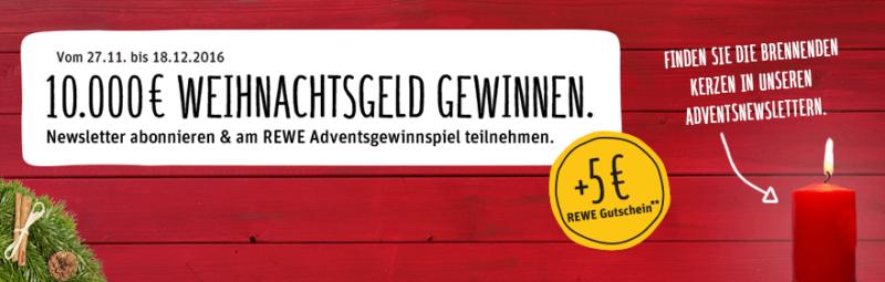 5€ Newsletter-Gutschein bekommen und im Markt ab 30€ oder ...