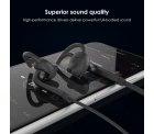 Amazon: Honstek X7 In-ear Sport Headset mit eingebautem Mikrofon und Lautstärkeregler mit Gutschein für nur 6,30 Euro statt 19,99 Euro bei Idealo